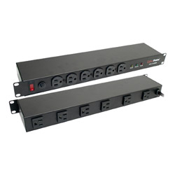 Cyber Power CPS-1215RMS - Surge Suppressor - 1800 VA
