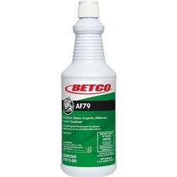 Betco AF/79 Acid Free Bathroom Cleaner - Qts-12/Cs