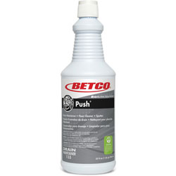 Betco Green Earth Push Drain Maintainer/Cleaner - Qt. 12/Cs.
