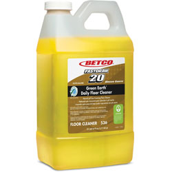 Betco Green Earth Daily Floor Cleaner 4-2 Liter Fast Draw