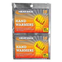 Occunomix Hot Rods Hand Warmers, 10/Pack