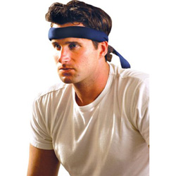 Occunomix MIRACOOL HEADBAND: BLUEDENIM