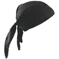 Occunomix Tuff Nougies Dlx Tie Hat: Blck