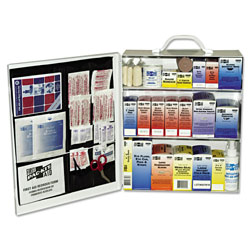 Pac-Kit Industrial Station First Aid Kit, 440 Items, Metal Case