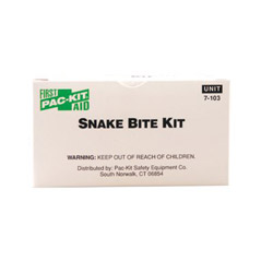 Pac-Kit Snake Bite Kit