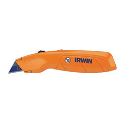 Irwin Utility Knife Standard Retractable Hi-vis