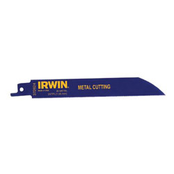 "Irwin 6"" Reciprocating Saw Blade 24 TPI"