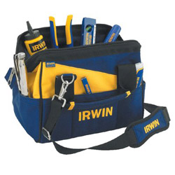 "Irwin 12"" Contractors Bag"