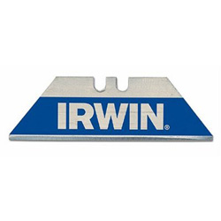 Irwin Utility Knife Bi-Metal Traditional Replacement Blades, 100 Dispenser