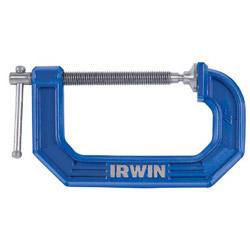 """Irwin Quick Grip 4"""" C Clamp"""
