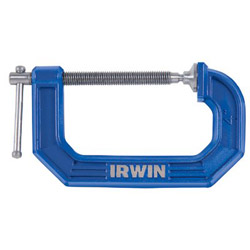 """Irwin Quick Grip 8"""" C Clamp"""