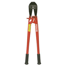 Cooper Hand Tools Industrial-Grade Bolt Cutters, 24 in Tool Length, 5/16 7/16 in Cutting Capacity