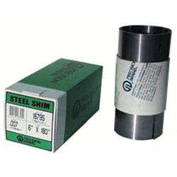 "Precision Brand 16a2 .002 Steel Shimstock 6"" x 10"
