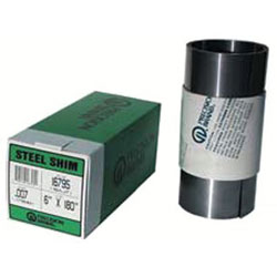 "Precision Brand 16a4 .004 Steel Shimstock 6"" x 10"