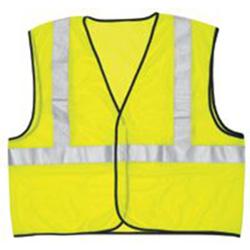River City SAFETY VEST- CLASS 2- VALASS 2 ECONOMY VEST MESH
