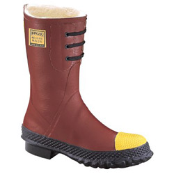 Ranger Shearling Insulated Steel Toe Poly Rubber