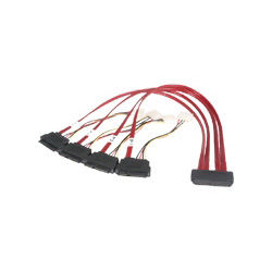 Startech Serial Attached SCSI (SAS) Internal Cable - 1.6 ft