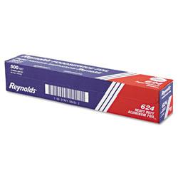 Reynolds Heavy Duty Aluminum Foil Roll, 18 in x 500 ft, Silver