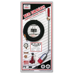 Red Dragon Roofing Torch Kit