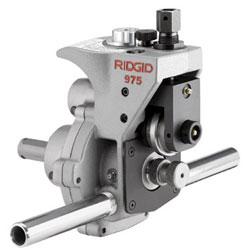 Ridgid MODEL 975 COMBO ROLL GROOVER