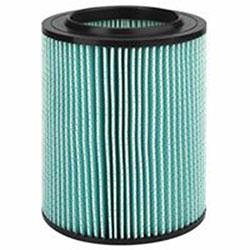 Ridgid 5-Layer HEPA Filter f/5-20 Gallon Wet/Dry Vacuums, Green
