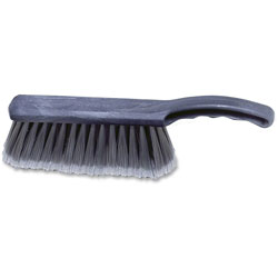 Rubbermaid Countertop Brush, Silver, 12 1/2 in Brush