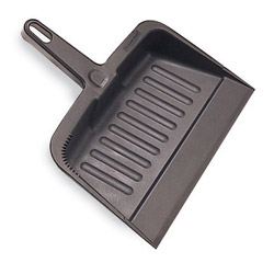 Rubbermaid Charcoal Heavy Duty Dustpan