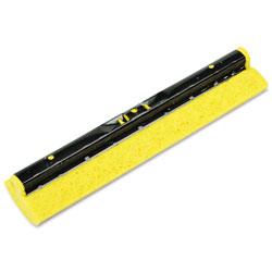 Rubbermaid Mop Head Refill for Steel Roller, Sponge, 12 in Wide, Yellow