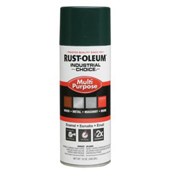 Rust-Oleum 830 Hunter Green Ind. Choice Paint 12oz. Fill Wt