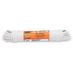 "Samson 021-070-05 7/32"" x 100 Cotton Sash Cord"