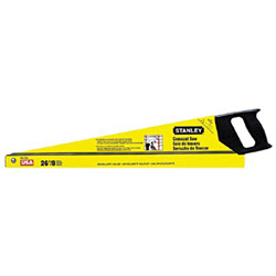 "Stanley Bostitch Handsaw 26"" 8 Point"