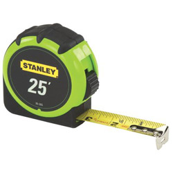 "Stanley Bostitch 1"" x 25' Tape Rule"
