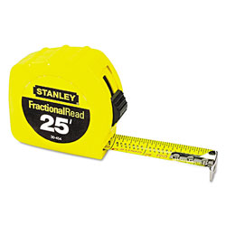 Stanley Bostitch 30454 Tape Rule Fraction