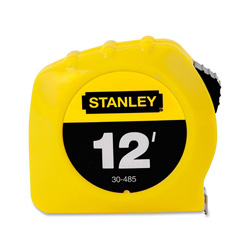Stanley Bostitch 30485 Tape Rule 12ftx1/2""