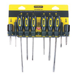 Stanley Bostitch 10 Piece Screwdriver Set