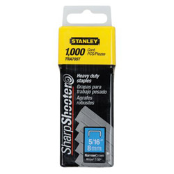 "Stanley Bostitch 5/16"" Heavy Duty Staple( Box/1000)"