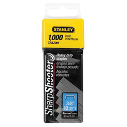 "Stanley Bostitch 3/8"" Heavy Duty Staple ( Box/1000)"