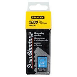 """Stanley Bostitch 1/4"""" Heavy Duty Staple( Box/1000)"""