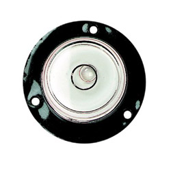 "L.S. Starrett Be-1 Bull's Eye Circularlevel 1-3/4"" Diameter"
