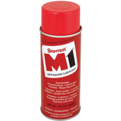 L.S. Starrett M195173 12-oz. Aerosolall-purpose