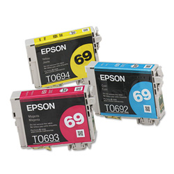 Epson Multipack - Print Cartridge - 1 x Color (cyan, Magenta, Yellow)