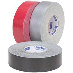 "Shurtape Technologies 203273 2"" x 60yds Red Ducttape"