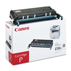 Canon P Toner Cartridge - 1 x Black - 10000 Pages