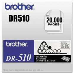 Brother DR510 - Drum Kit - 1 - 20000 Pages
