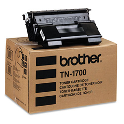 Brother TN1700 Toner Cartridge - 1 x Black - 17000 Pages