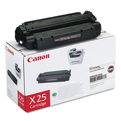 Canon X25 - Print Cartridge - 1 x Black - 2500 Pages