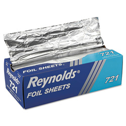 Reynolds Interfolded Standard Aluminum Foil, Sheets