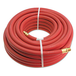 Continental ContiTech Horizon Red Air/Water Hoses, 0.25 lb @ 1 ft, 0.88 in O.D., 1/2 in I.D., 200 psi