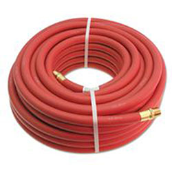 Continental ContiTech Horizon Red Air/Water Hoses, 0.18 lb @ 1 ft, 0.72 in O.D., 3/8 in I.D., 300 psi