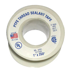 Plastomer Teflon Thread Sealant Tape